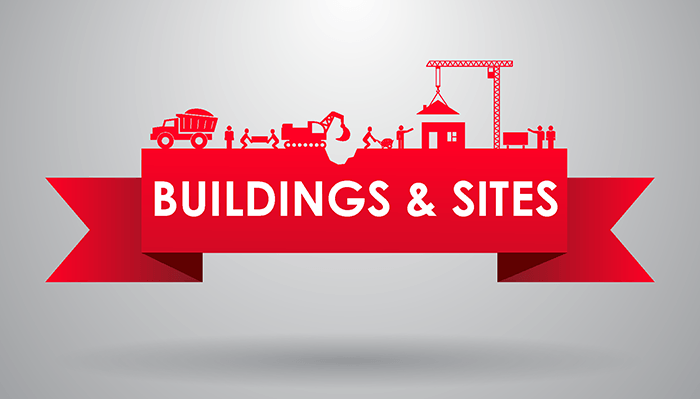 Buildings and Sites
