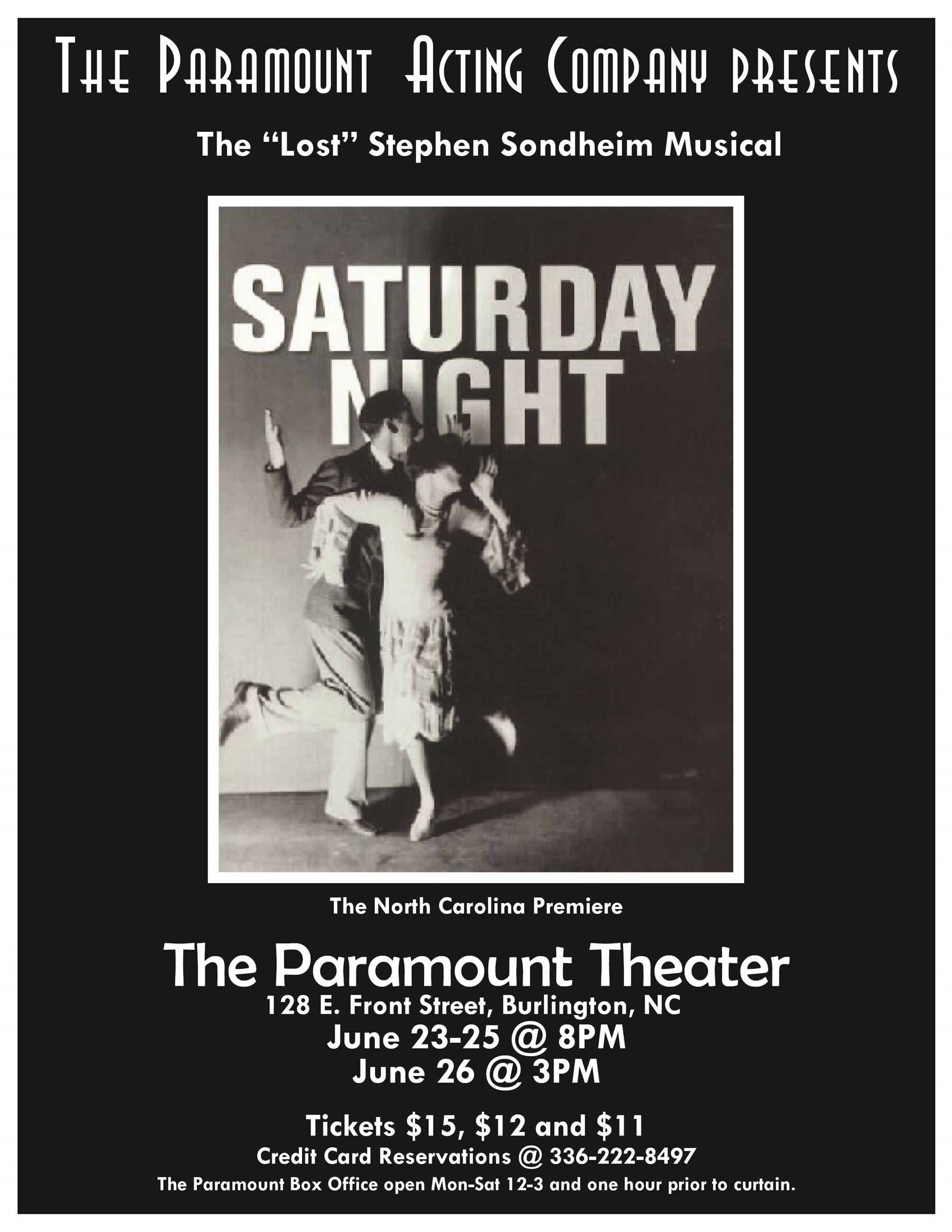 Saturday Night_poster-01-01