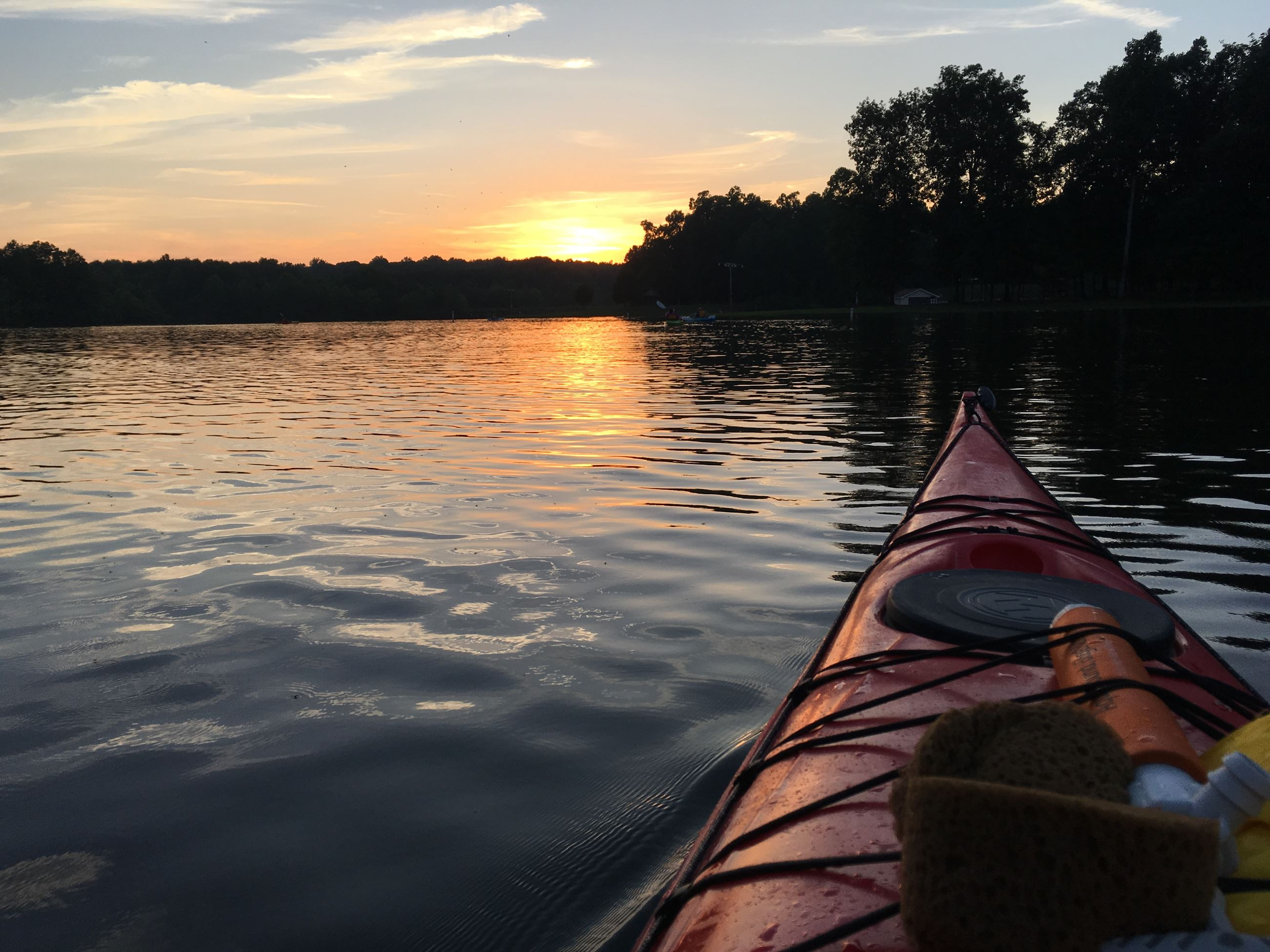 Sunset Paddle 0628 15
