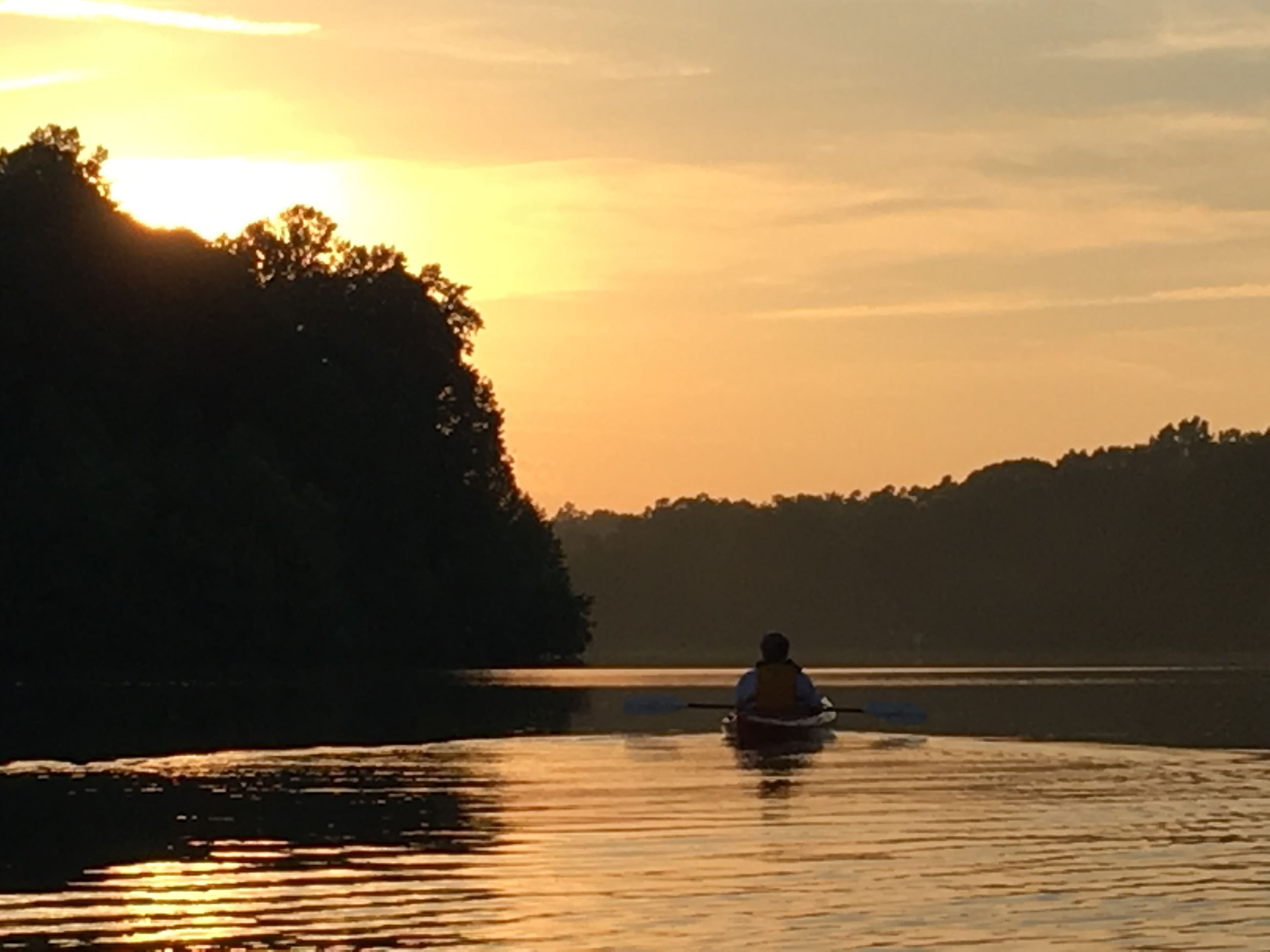 Sunset Paddle 0628 11