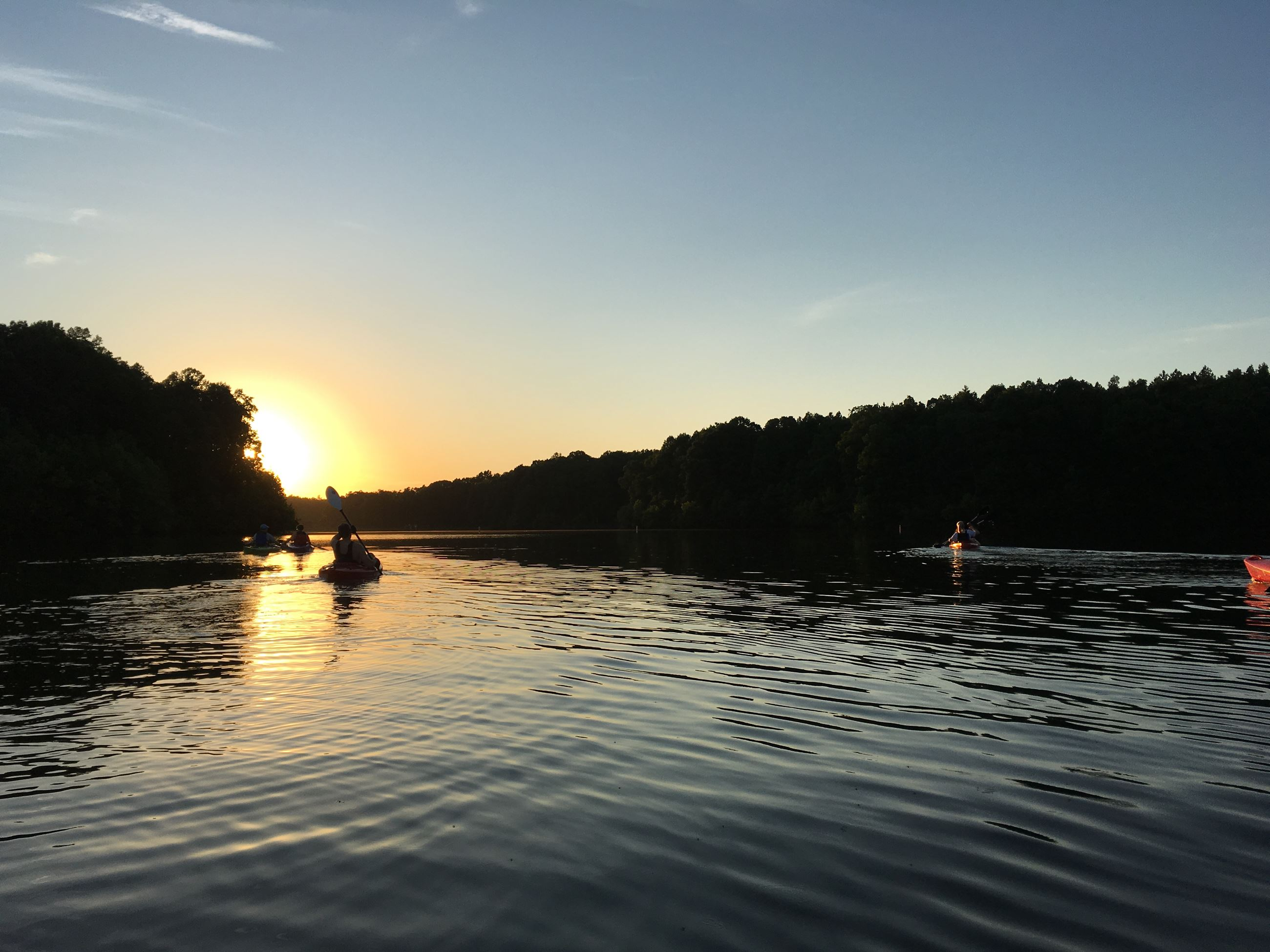 Sunset Paddle 0614 09