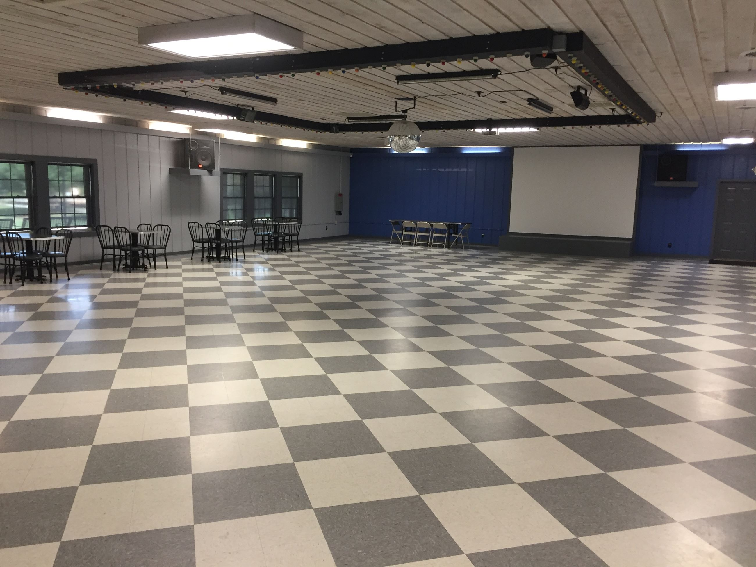 Dance Floor from entrance