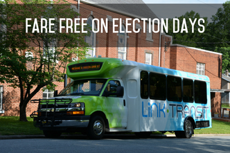 Fare free on Election Days