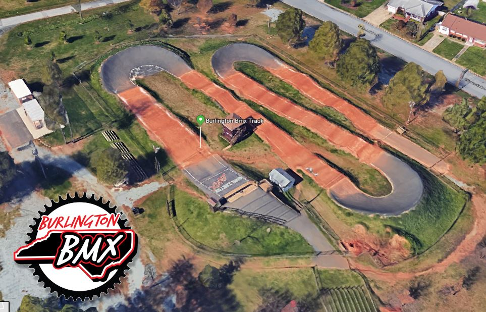 BMX Website Image - Overhead Track View