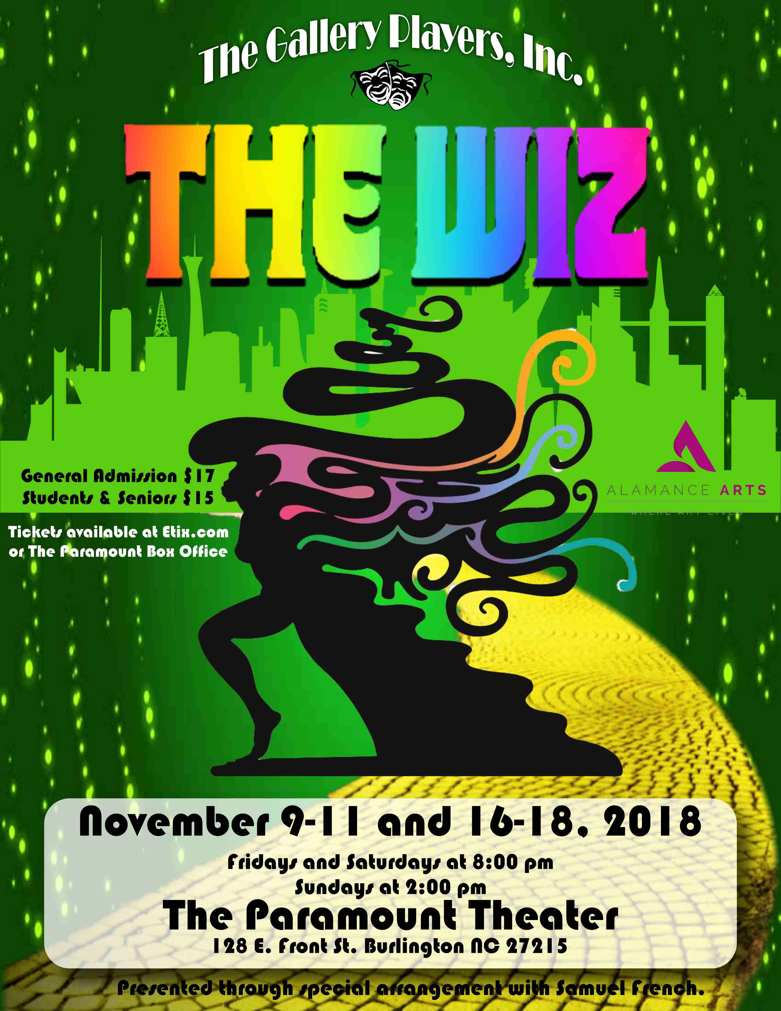 The  Wiz Poster Draft
