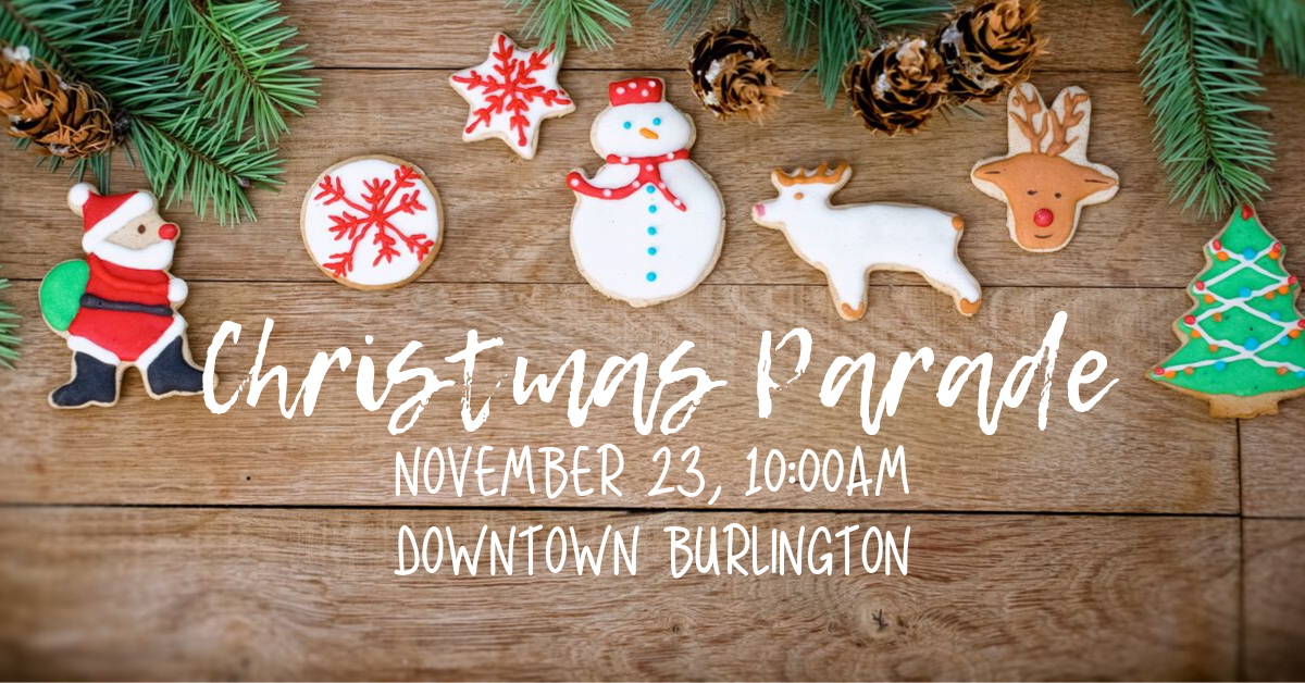 Christmas Parade- FB Event Cover