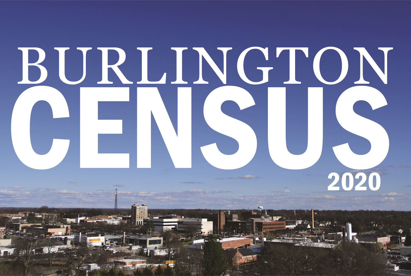 Burlington Census-Skyline