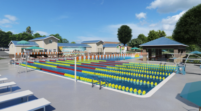 North Park Pool Schematic