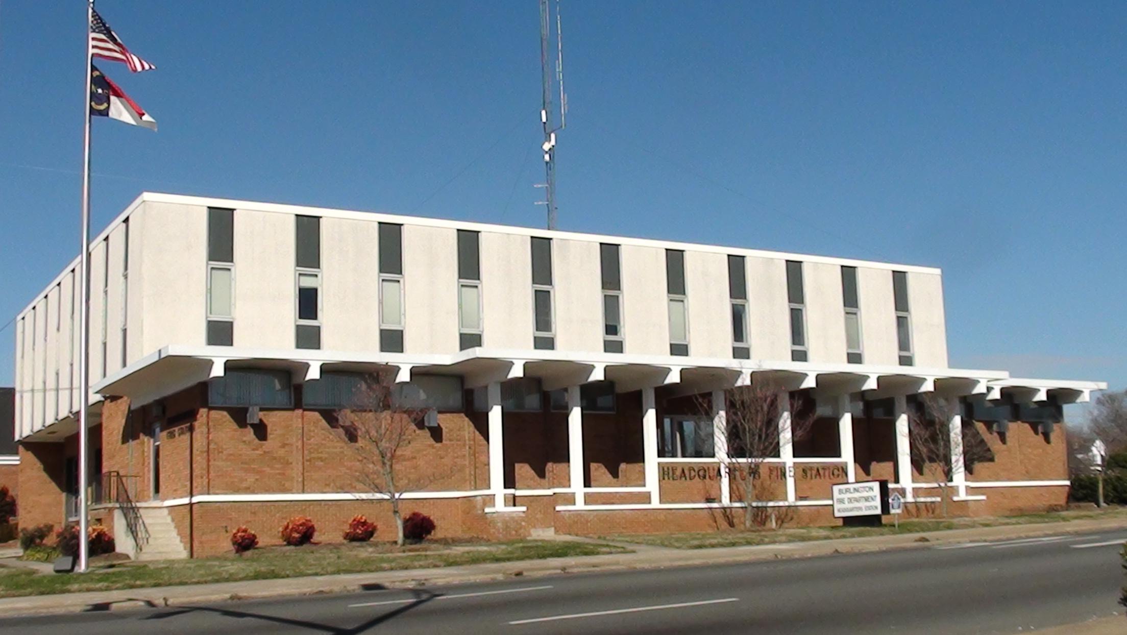Fire Department | Burlington, NC - Official Website