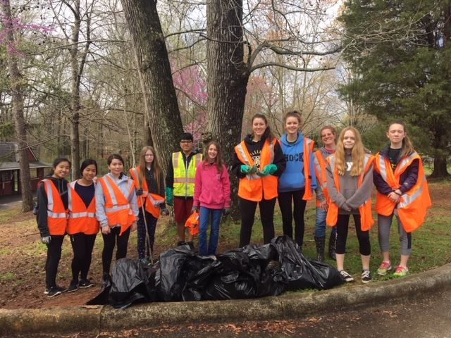 GirlScoutsPostCleanUp