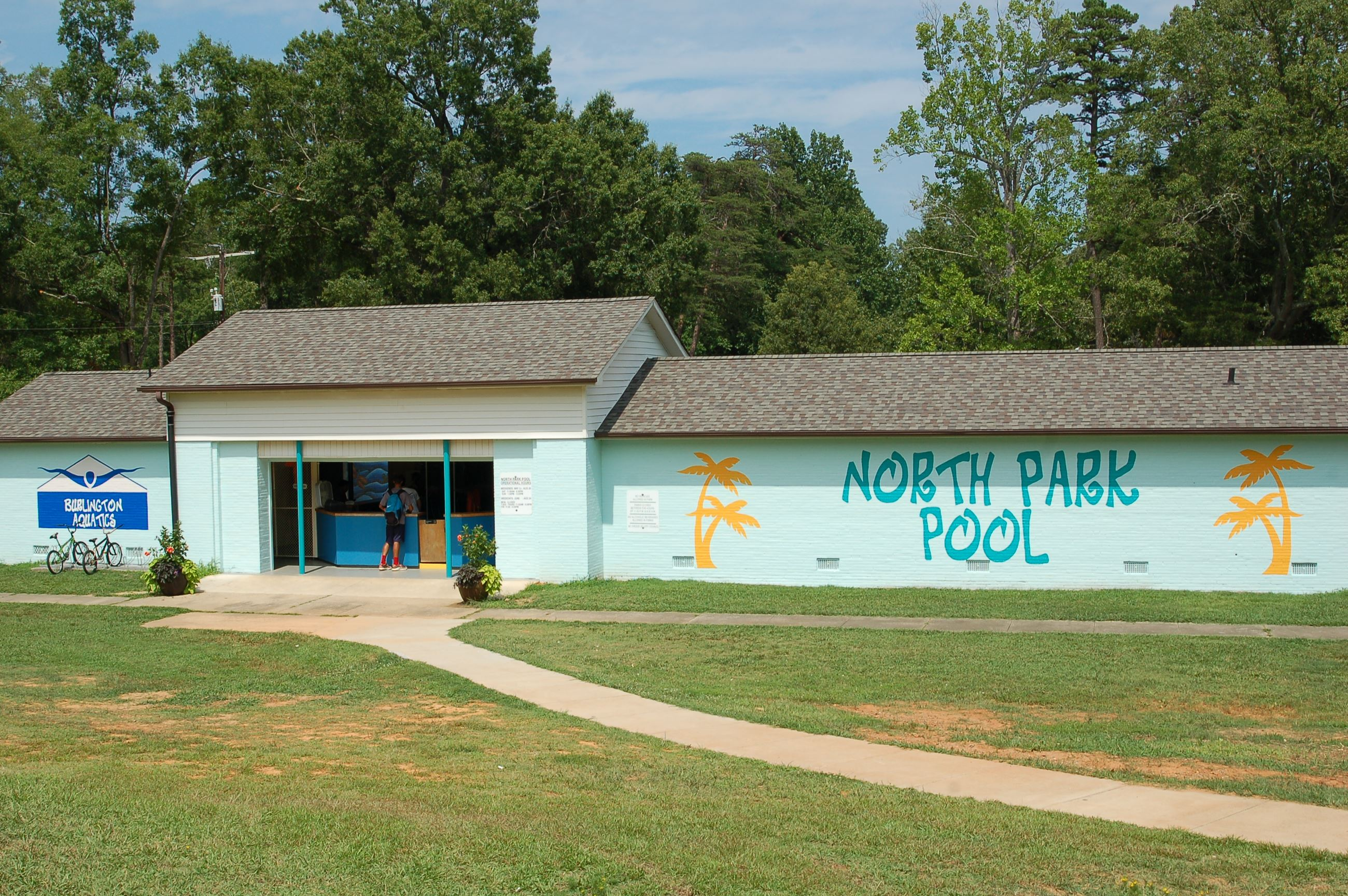North Park Pool