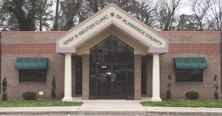 Spay and Neuter Clinic of Alamance County