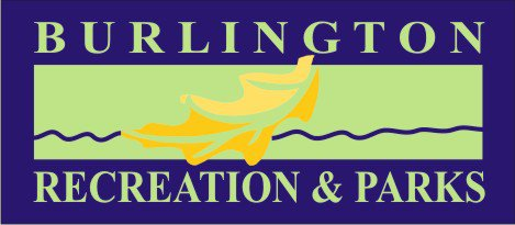 City of Burlington Recreation and Parks Department Logo